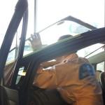 トヨタ プリウスのフロントガラス交換