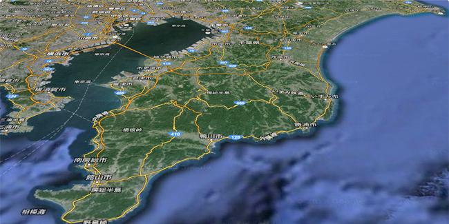 カーリペアワークス星空 千葉県地図