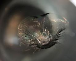 N-BOXのフロントガラスリペア